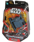 Darth Vader - TIE Advanced - Transformers (non-mint)