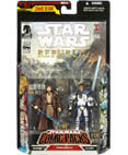 Obi-Wan Kenobi and ARC Trooper comic 2-pack