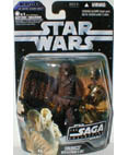 Chewbacca with Electronic C-3PO - Saga 54