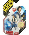 Han Solo - UGH with Gold Coin (NON-MINT)