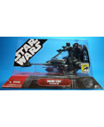 SDCC 2007 Exclusive Shadow Scout Trooper with Speeder Bike