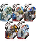 Wave 6 - Set of 5 figures 30th Anniversary Star Wars