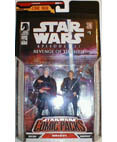 Count Dooku & Anakin Skywalker - Comic Pack