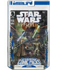 Anakin Skywalker & Assassin Droid - Comic Pack (White Package)