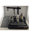 Jabba the Hutt Dungeon Action Playset with 3 Action Figures