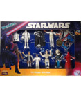 Star Wars Limited Edition 10 Piece Gift Set - Bend-Ems non-mint