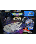 Millennium Falcon Action Fleet Set - Micro Machines Playset