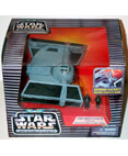 Star Wars Micro Machine Action Fleet Darth Vader TIE Fighter V1