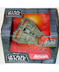 Star Wars Micro Machine Action Fleet Snowspeeder V1