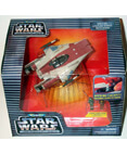 Star Wars Micro Machine Action Fleet A-Wing Starfighter V2