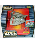 Star Wars Micro Machine Action Fleet Snowspeeder V2