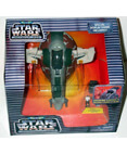 Star Wars Micro Machine Action Fleet Boba Fett's Slave I
