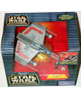 Star Wars Micro Machine Action Fleet E-Wing Starfighter