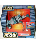 Star Wars Micro Machine Action Fleet B-Wing Starfighter