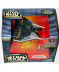 Star Wars Micro Machine Action Fleet Snowspeeder Rogue 2