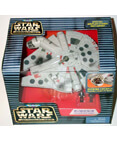 Star Wars Micro Machine Action Fleet Millennium Falcon