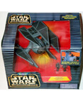 Star Wars Micro Machine Action Fleet TIE Defender