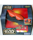 Star Wars Micro Machine Action Fleet Jabba's Sail Barge