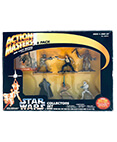 Star Wars Action Master Die Cast Metal 6 Pack Figures (non-mint)