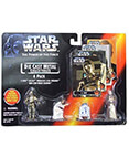 Star Wars Die Cast Metal 4 Pack Figures Power of the Force
