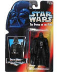 Darth Vader with lightsaber and removable cape (Long Saber)