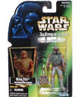 Boba Fett - Power of the Force Green Hologram