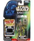 Endor Rebel Soldier w/backpack Power of the Force Freeze Frame