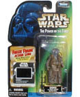 Zuckuss w/ Heavy Assault Blaster Power of the Force Freeze Frame