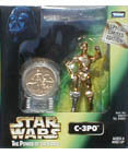 C-3PO with Coin