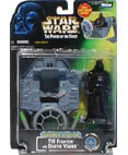 TIE Fighter with Darth Vader Gunner Station