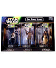 Epic Force 3-Pack (Obi-Wan Kenobi, Han Solo and Chewbacca)