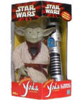 Yoda Interactive - 8 inches tall