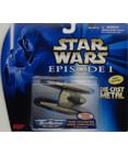 Star Wars Episode 1 - Droid Starfighter - Die Cast Metal