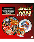 Star Wars Episode I - Kids Dinnerware Set