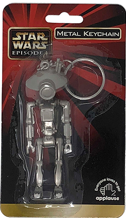 Star Wars Pit Droid Keychain From Episode I