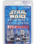 Jeff Gordon Star Wars 1/64 Scale E1 Car
