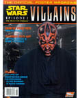 Villains Poster Magazine Episode 1
