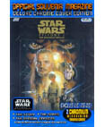Topps Official Souvenir Magazine Star Wars Episode I Widevision