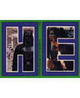 Empire Strikes Back Sticker (Green) Series 3 - singles