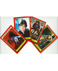 Return of the Jedi Trading Card Singles (Red Series 1)