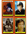 Return of the Jedi Series I Cards - Red Border