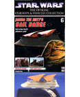 Jabba the Hutt's Sail Barge - Vehicle Collection Magazine #6