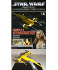 Naboo N-1 Starfighter - Vehicle Collection Magazine #16
