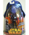 Clone Pilot - Firing Cannon - #34 - Black version (non-mint)