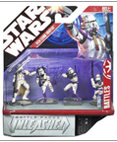 Battle Packs Unleashed - 187th Legion Troopers (non-mint)