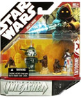 Battle Packs Unleashed - Jawas & Droids (non-mint)