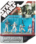 Battle Packs Unleashed - Imperial Troopers - Force Unleashed NM