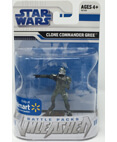 Battle Packs Unleashed - Clone Commander Gree