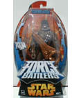 Chewbacca with Water Firing Blaster - Force Battlers