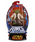 Yoda Whirling Lightsaber Attack! Force Battlers